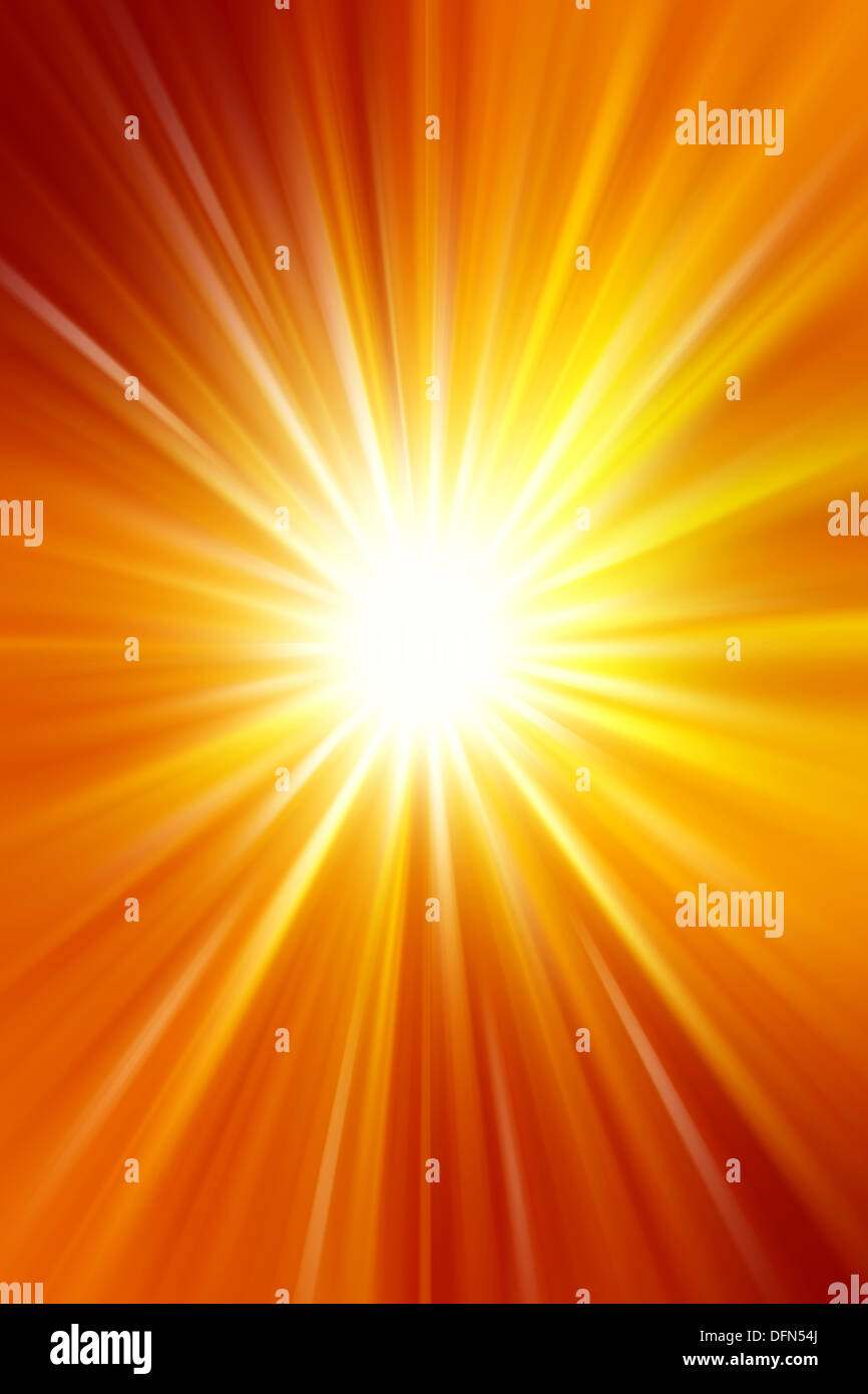 Tone Stock 61315986 - Orange Bright Background Alamy Sunshine And Abstract Yellow Copy Photo