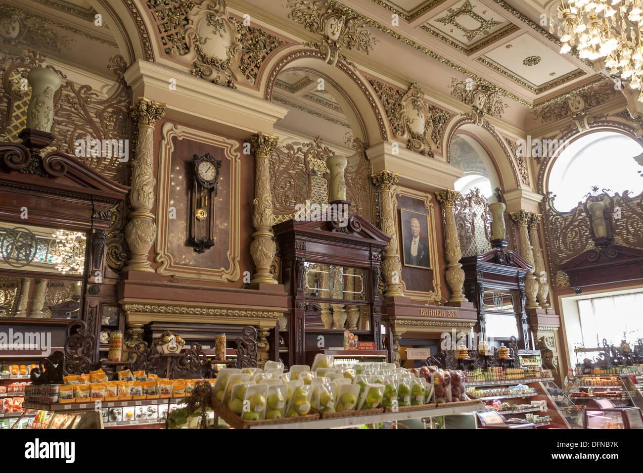 Historic Food Hall Stock Photos & Historic Food Hall Stock