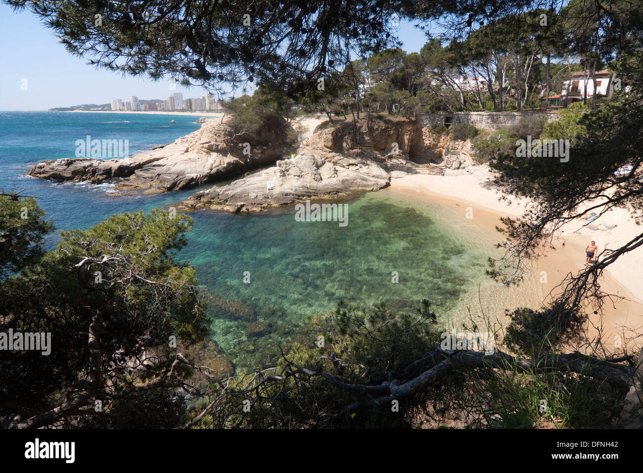 Cala Sa Cova High Resolution Stock Photography And Images Alamy