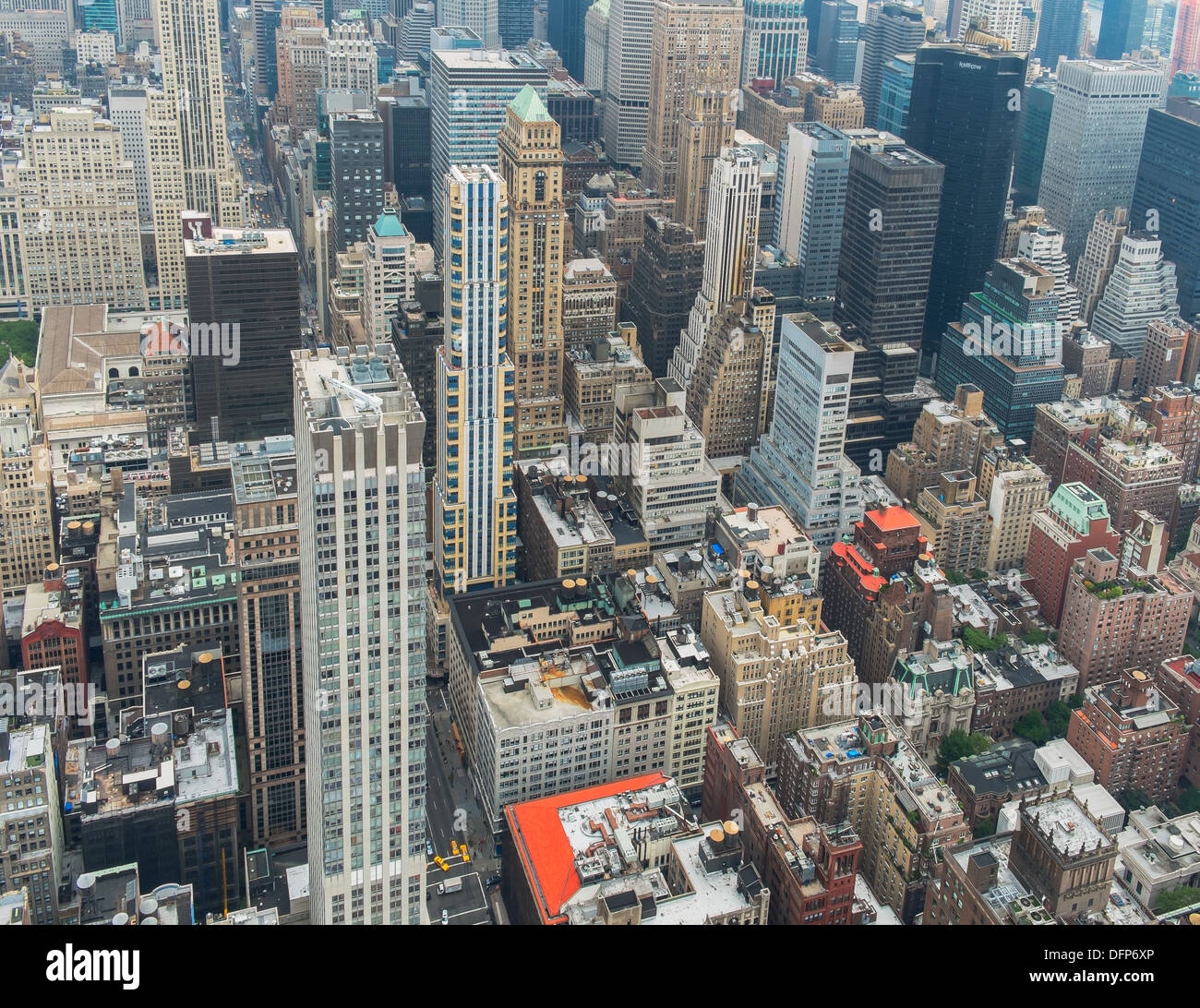 Manhattan Stock Photo