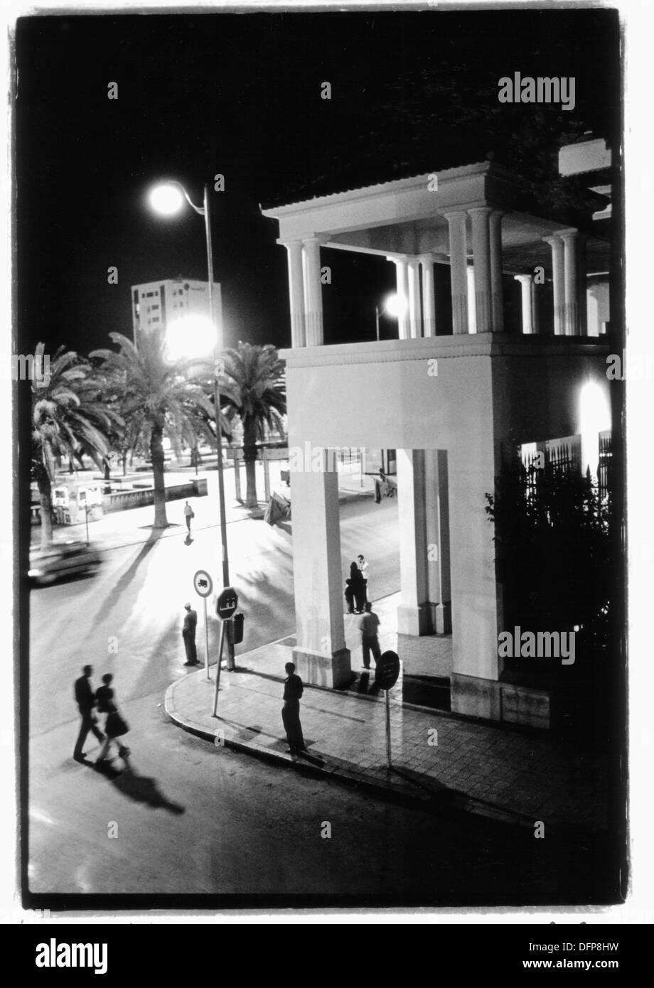 Hotel Amor (´Love Hotel´). Fes. Morocco - Stock Image