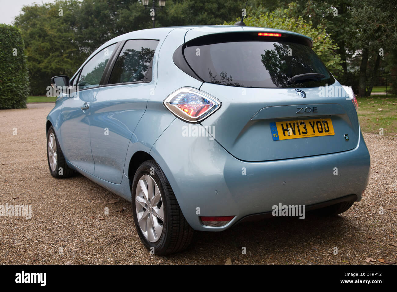 Renault Zoe Test >> Renault Zoe Dynamique At The Society Of Motor Manufacturers