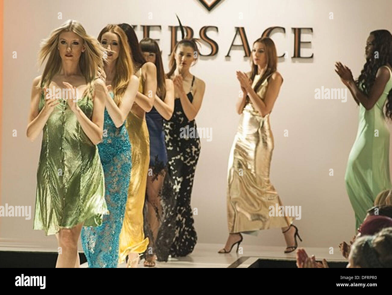HOUSE OF VERSACE 2013 Lifetime film - Stock Image