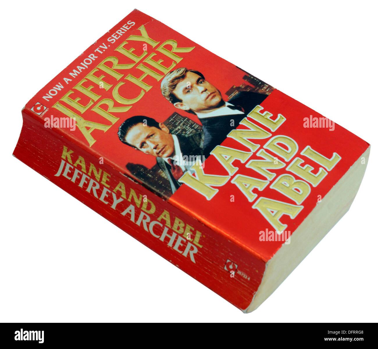 Kane and Abel by Jeffrey Archer - Stock Image