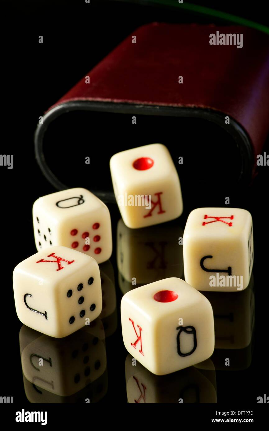 Dice Bone High Resolution Stock Photography And Images Alamy