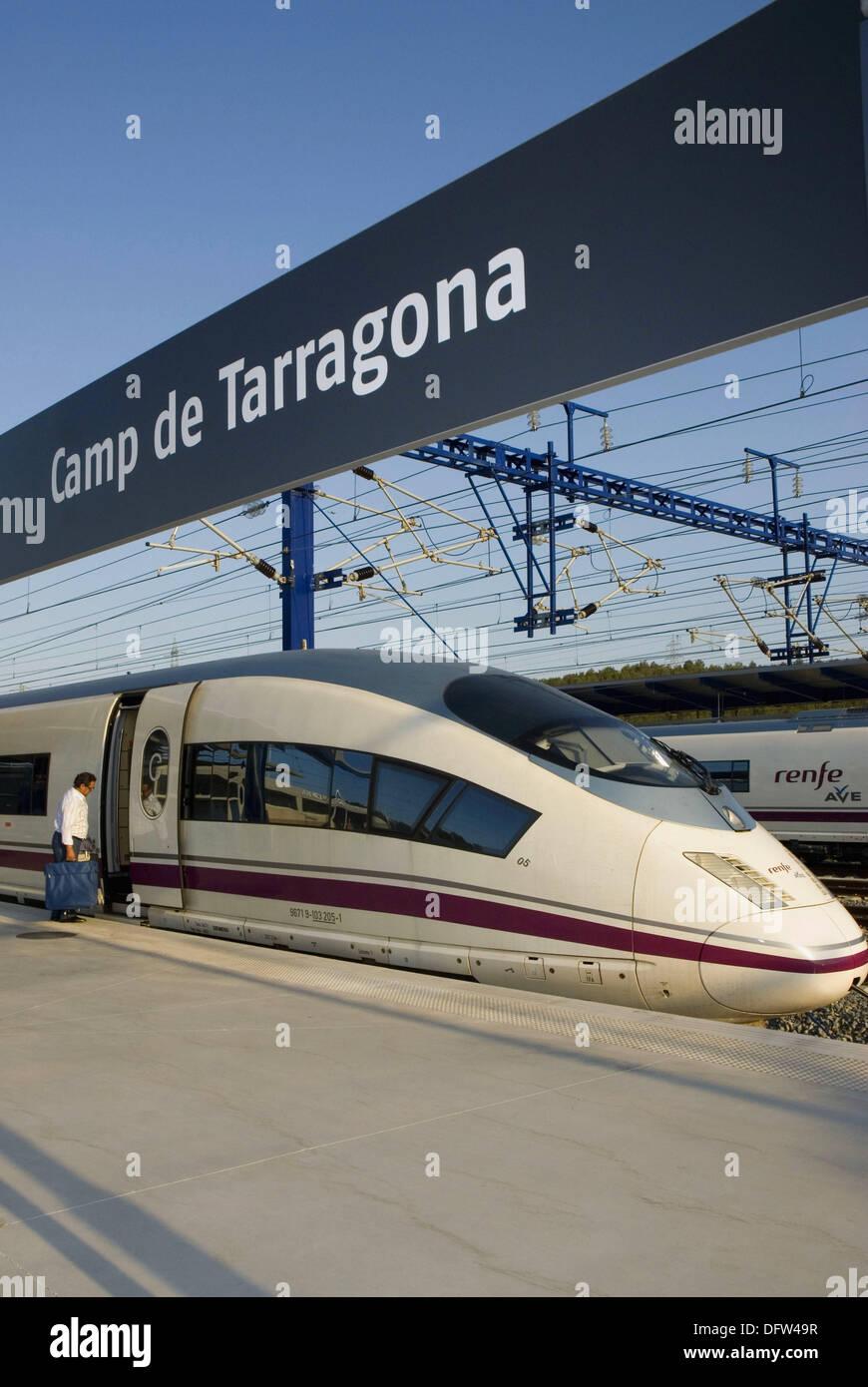 24e137fe58 AVE (Spanish High-speed train)
