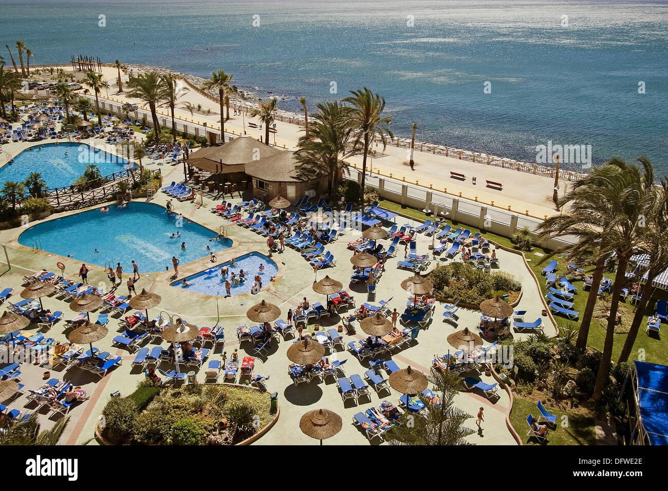 Hotel Sunset Beach Benalmadena