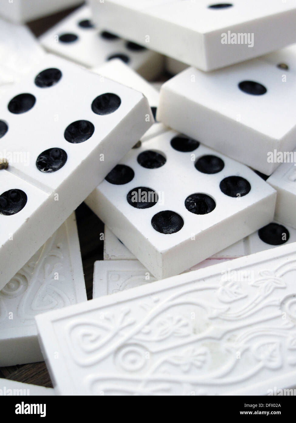 Dominos Stock Photos & Dominos Stock Images - Alamy