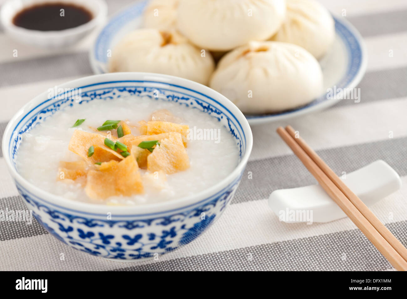 Chinese Food Rice Porridge And Steamed Buns Stock Photo Alamy,Safflower Seeds In Hindi