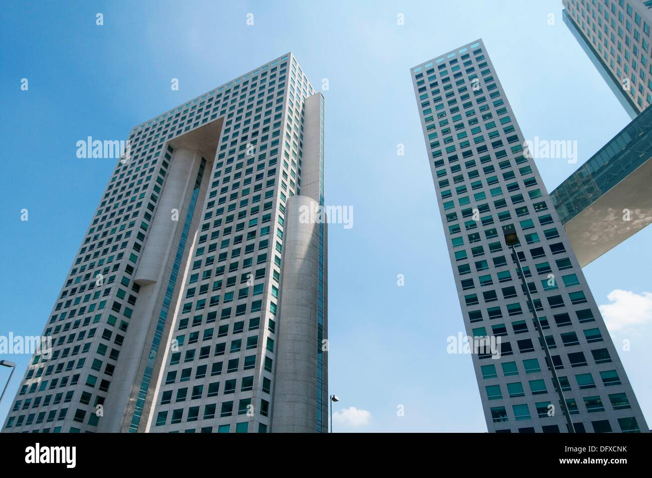 El Pantalon Building Bosques De Las Lomas Mexico City Mexico Stock Photo Alamy