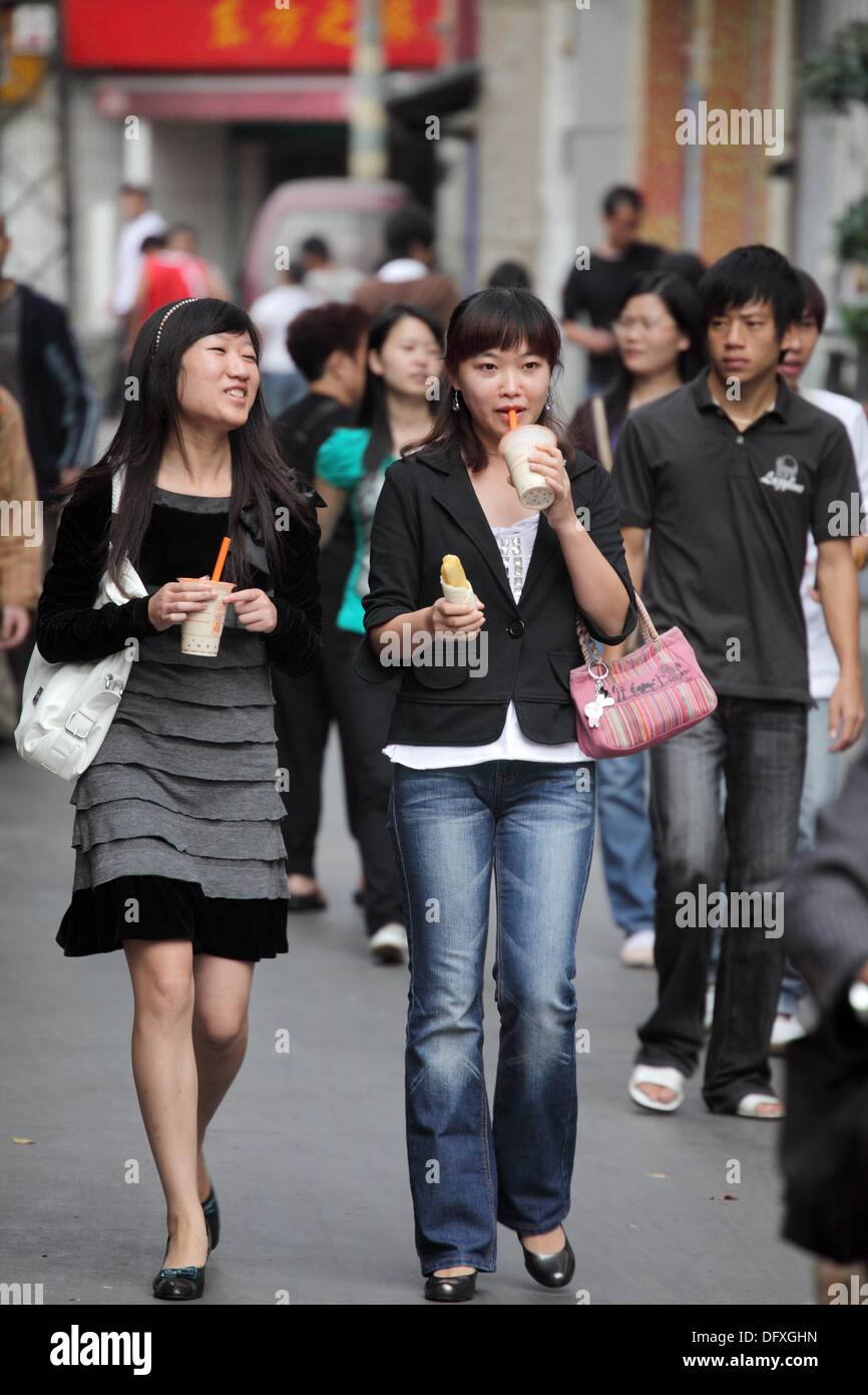 Kunming girls