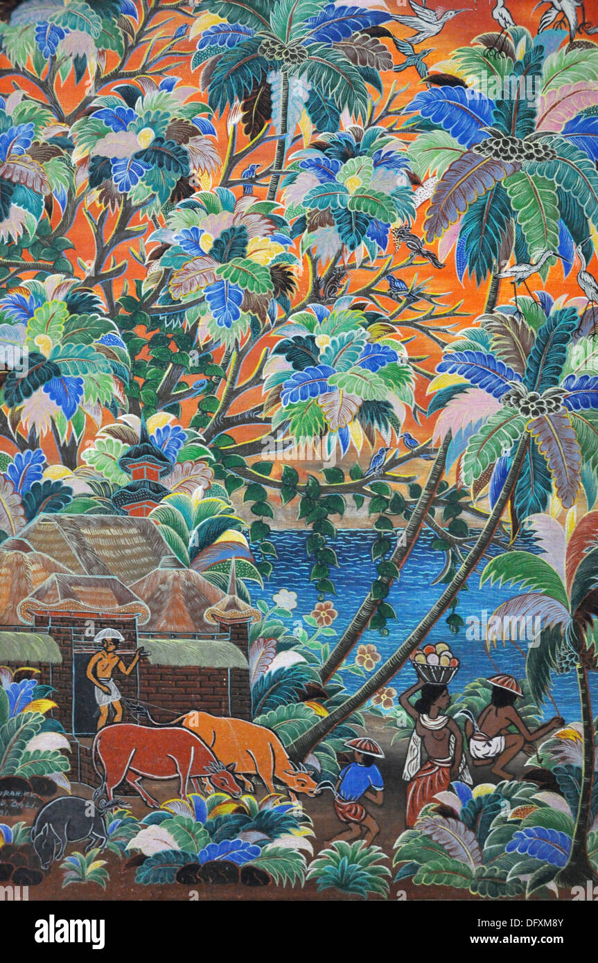 Arts Of Indonesia Painting