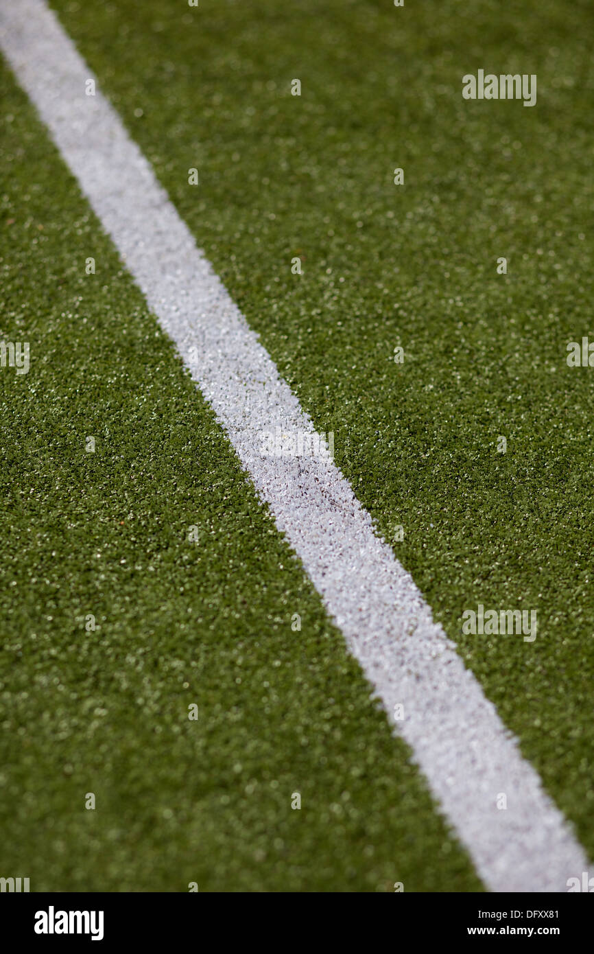 Synthetic Tennis Court Surface Stock Photos Synthetic Tennis Court