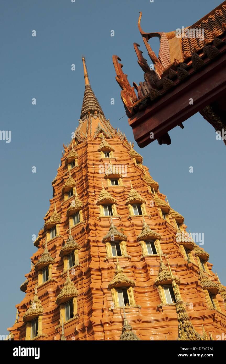 Wat Tham Sua near Kanchanaburi - Stock Image