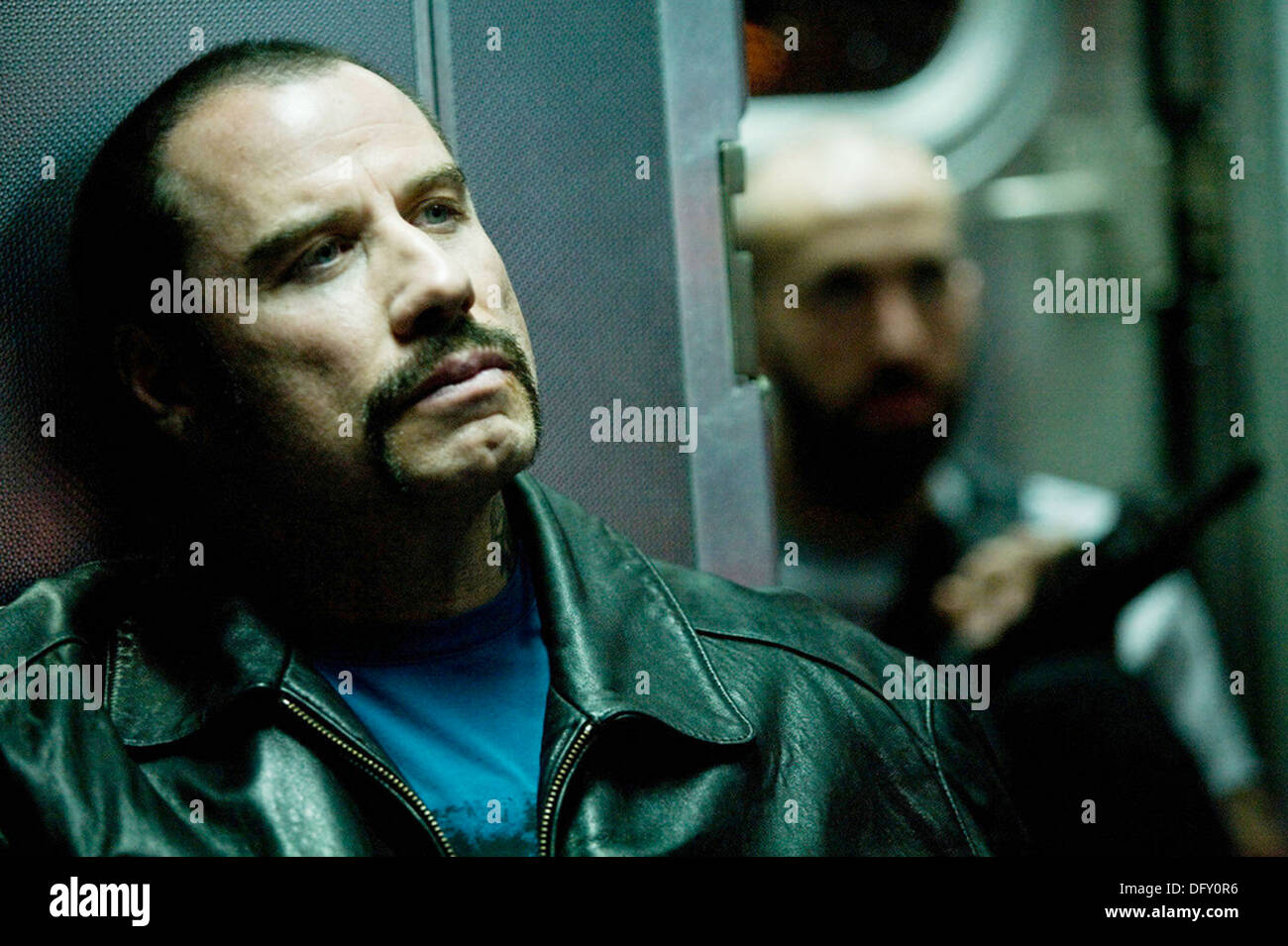 THE TAKING OF PELHAM 1 2 3   2009 Columbia.MGM film with John Travolta - Stock Image