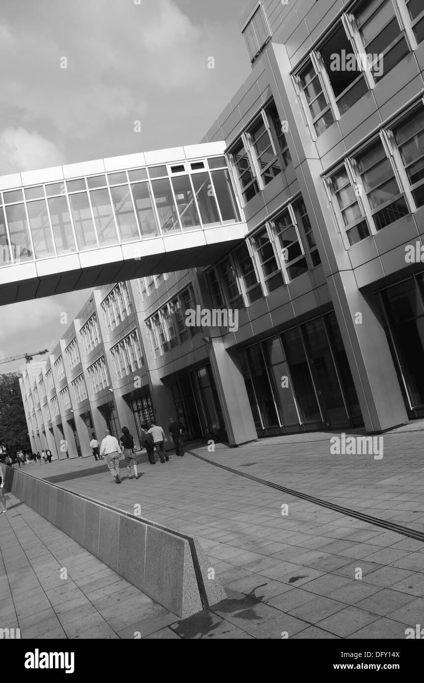 European Patent Office in Munich - Stock Image