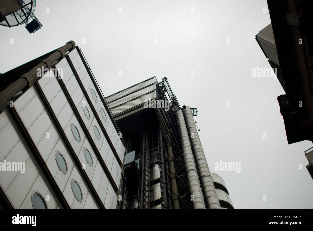 Lloyds Building London EC3 - Stock Image