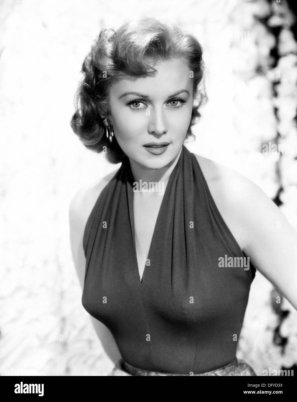 TROPIC ZONE 1953 Paramount Pictures film with Rhonda Fleming - Stock Image