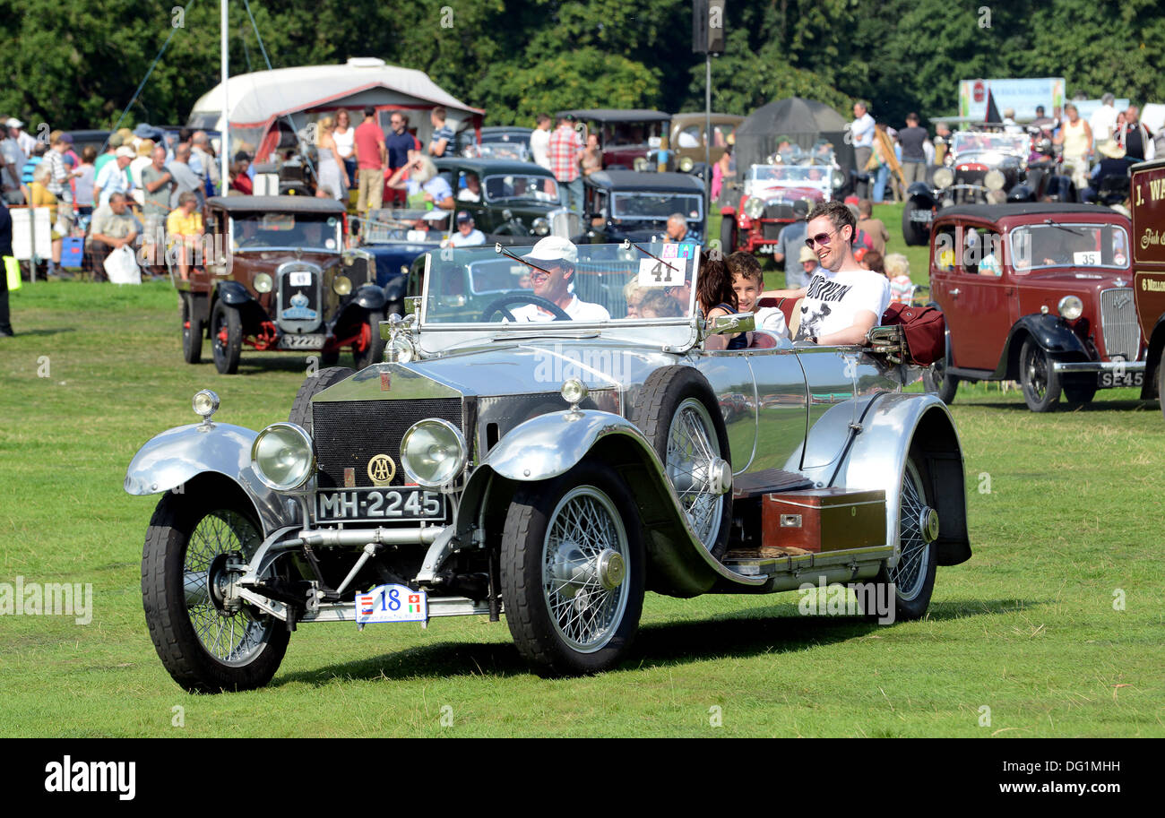 1920 Rolls Royce Silver Ghost with Torpedo Tour body style ...