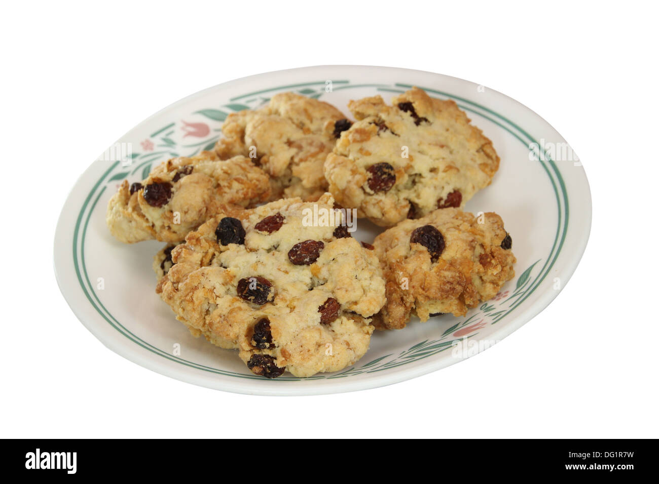Home Made Cookies - Stock Image