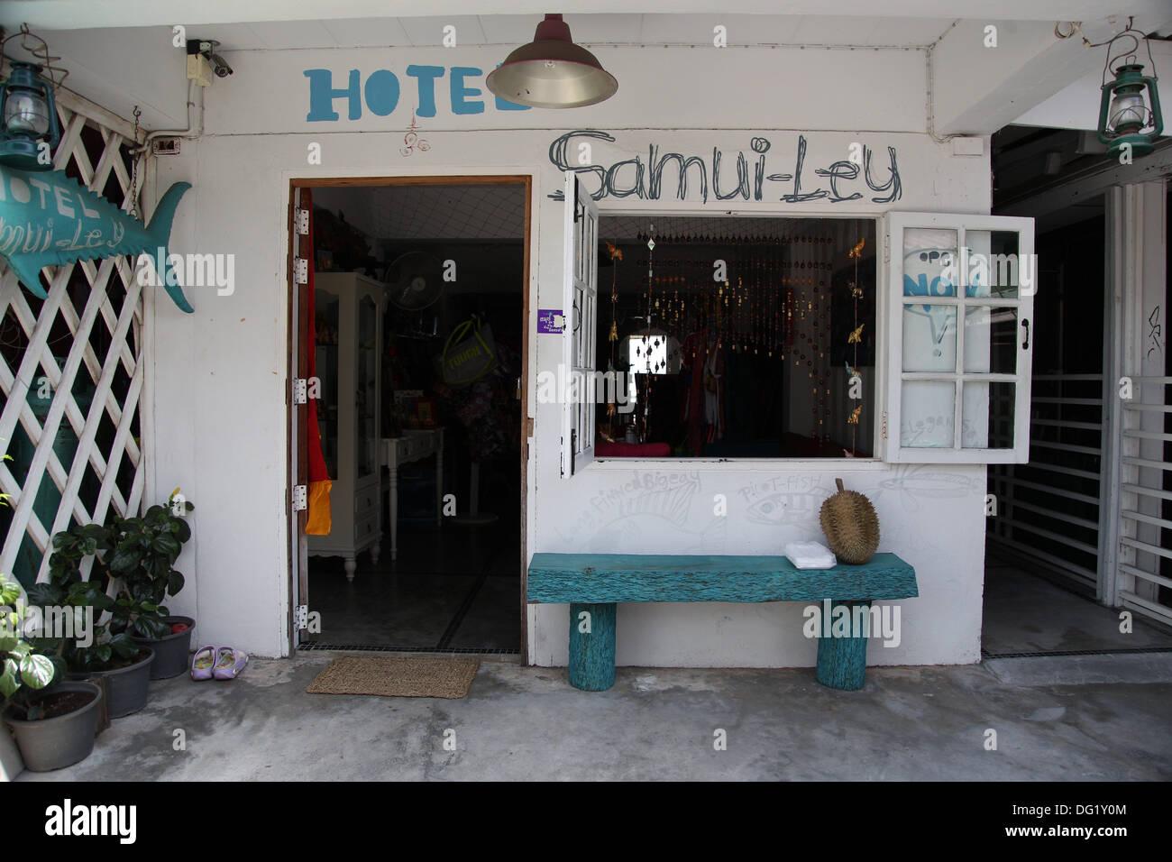 Hotel Samui Ley Fisherman S Village Bobhut Koh Samui Thailand