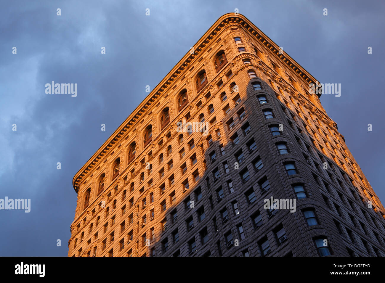 Flatiron building New York City - Stock Image