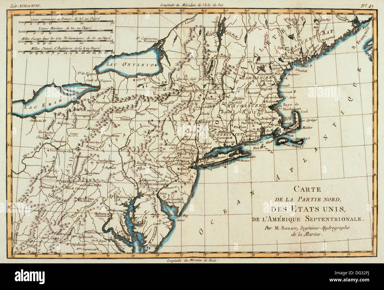 United States of America (New England, New Jersey, Pennsylvania ...