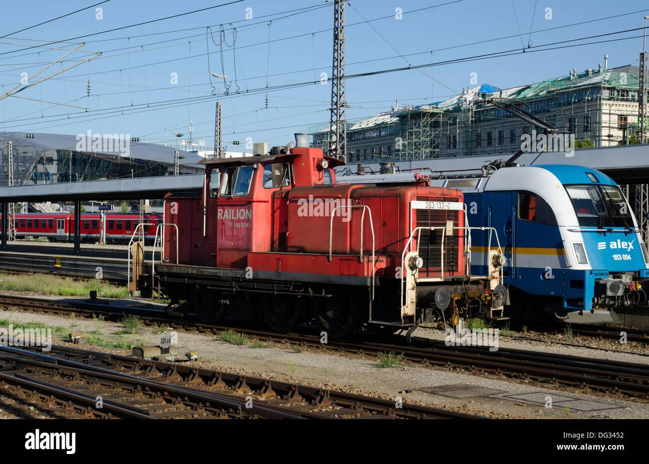 Diesel Shunter Locomotive Stock Photos Amp Diesel Shunter