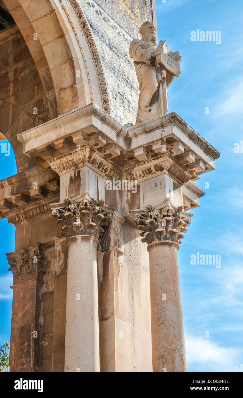 Church of All Nations- facade - Stock Image