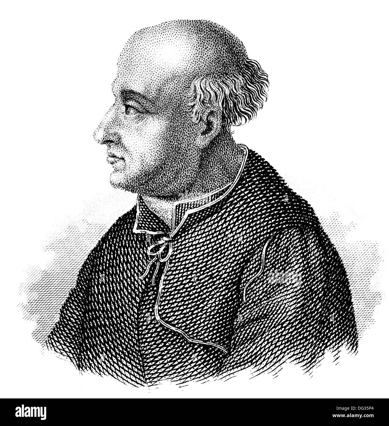 Paracelsus, 1493-1541, a Swiss physician, alchemist, astrologer, mystic, philosopher and lay theologian, - Stock Image