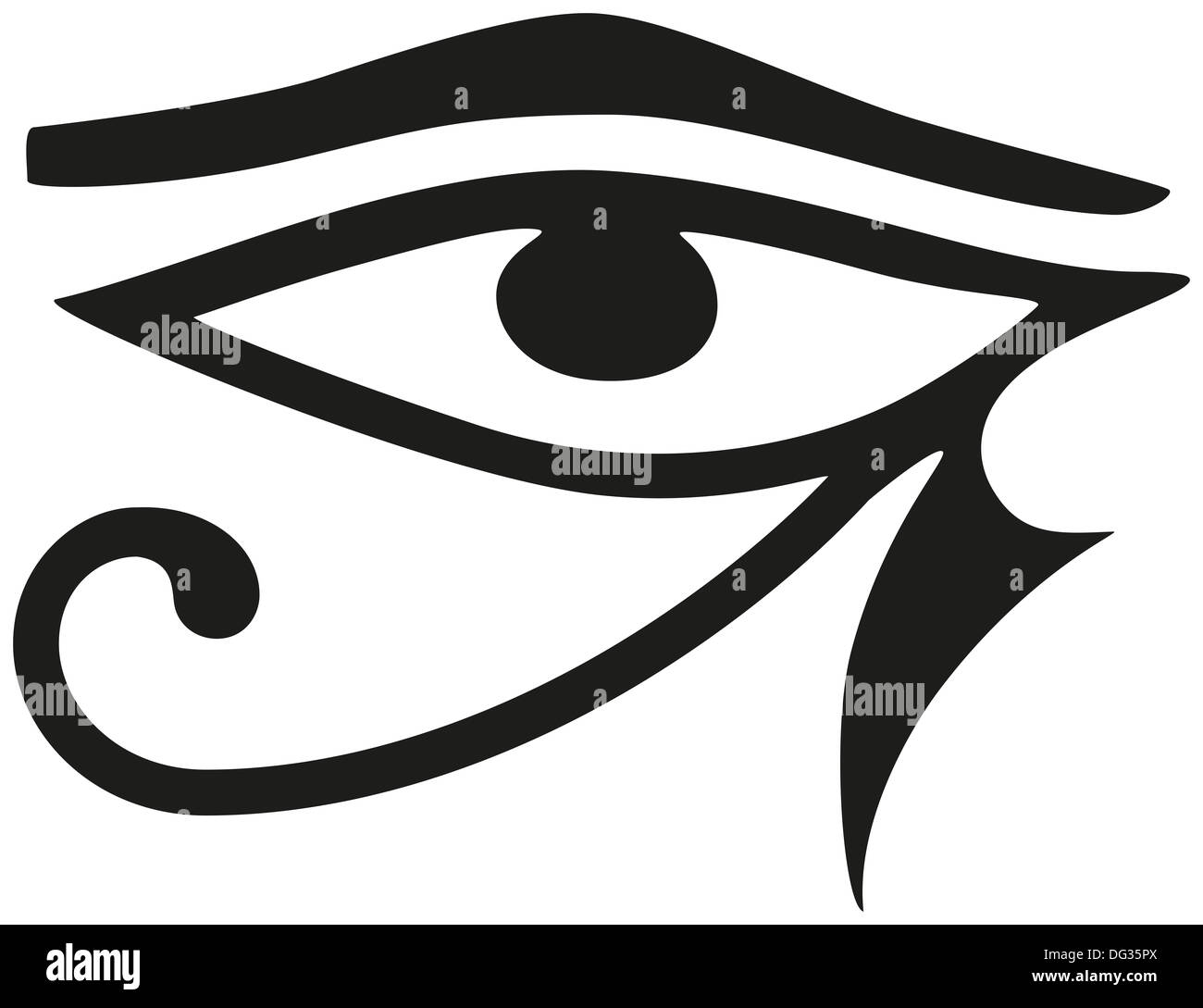 Eye Of Horus An Ancient Egyptian Symbol Of Protection Royal Power
