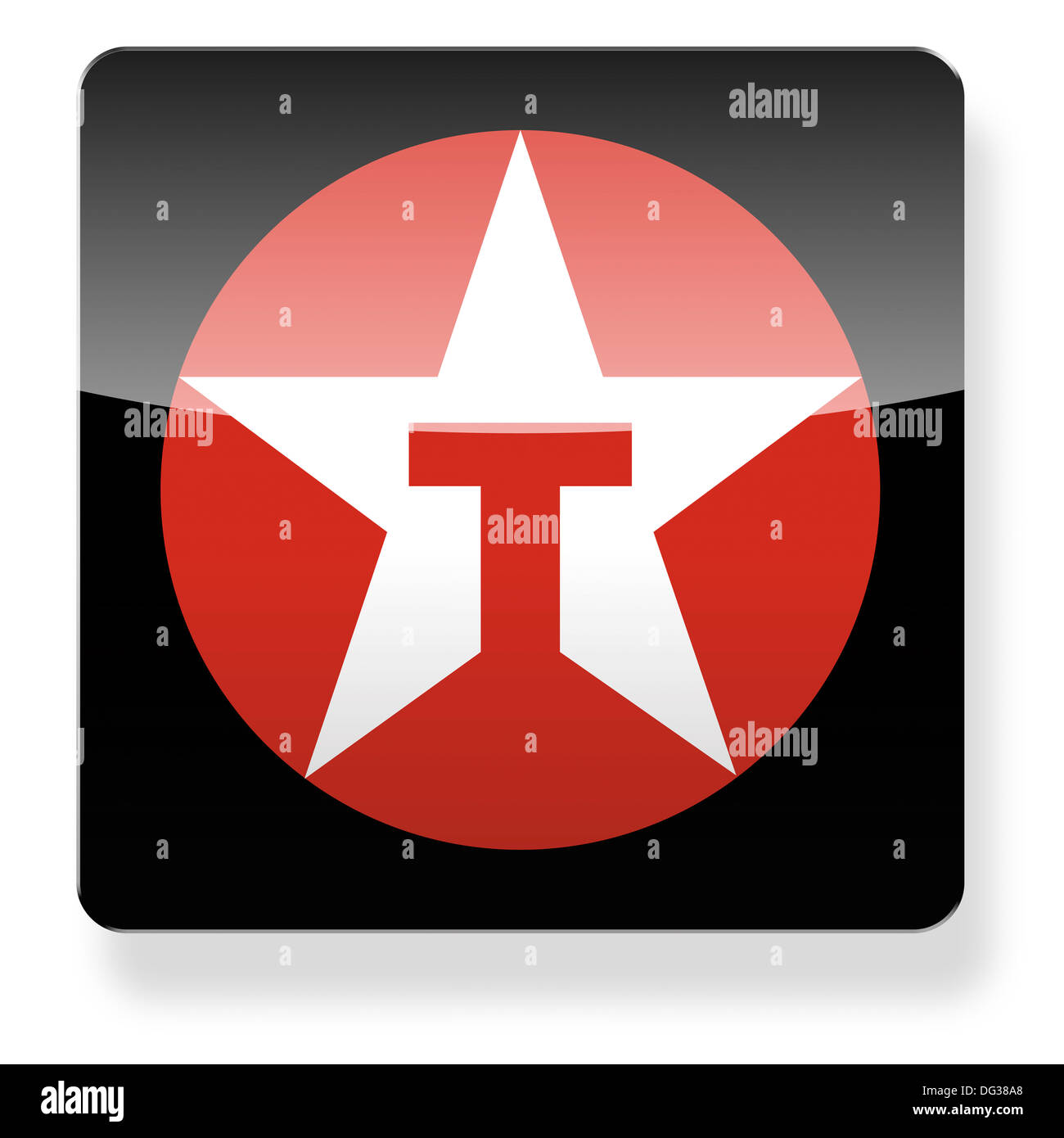 Texaco Logo Stock Photos & Texaco Logo Stock Images - Alamy