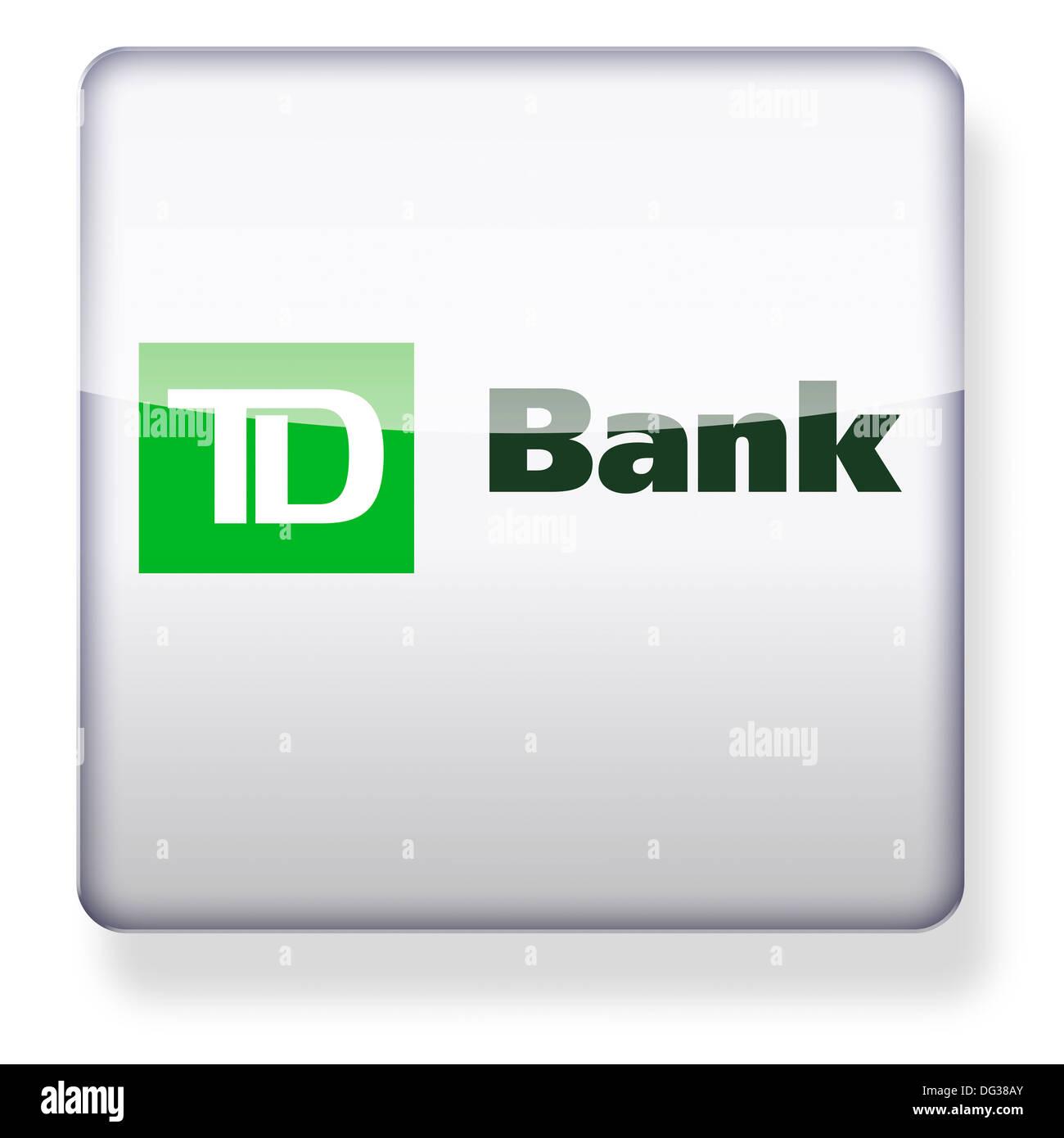 Toronto Dominion Td Bank Logo Stock Photos & Toronto