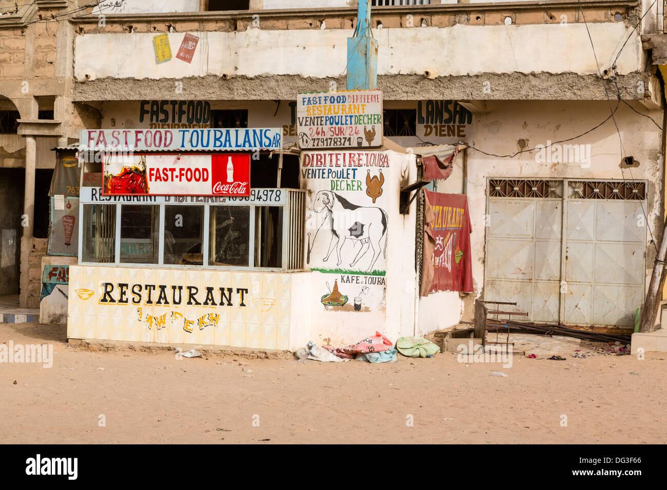 Senegal Fast Food Dakar