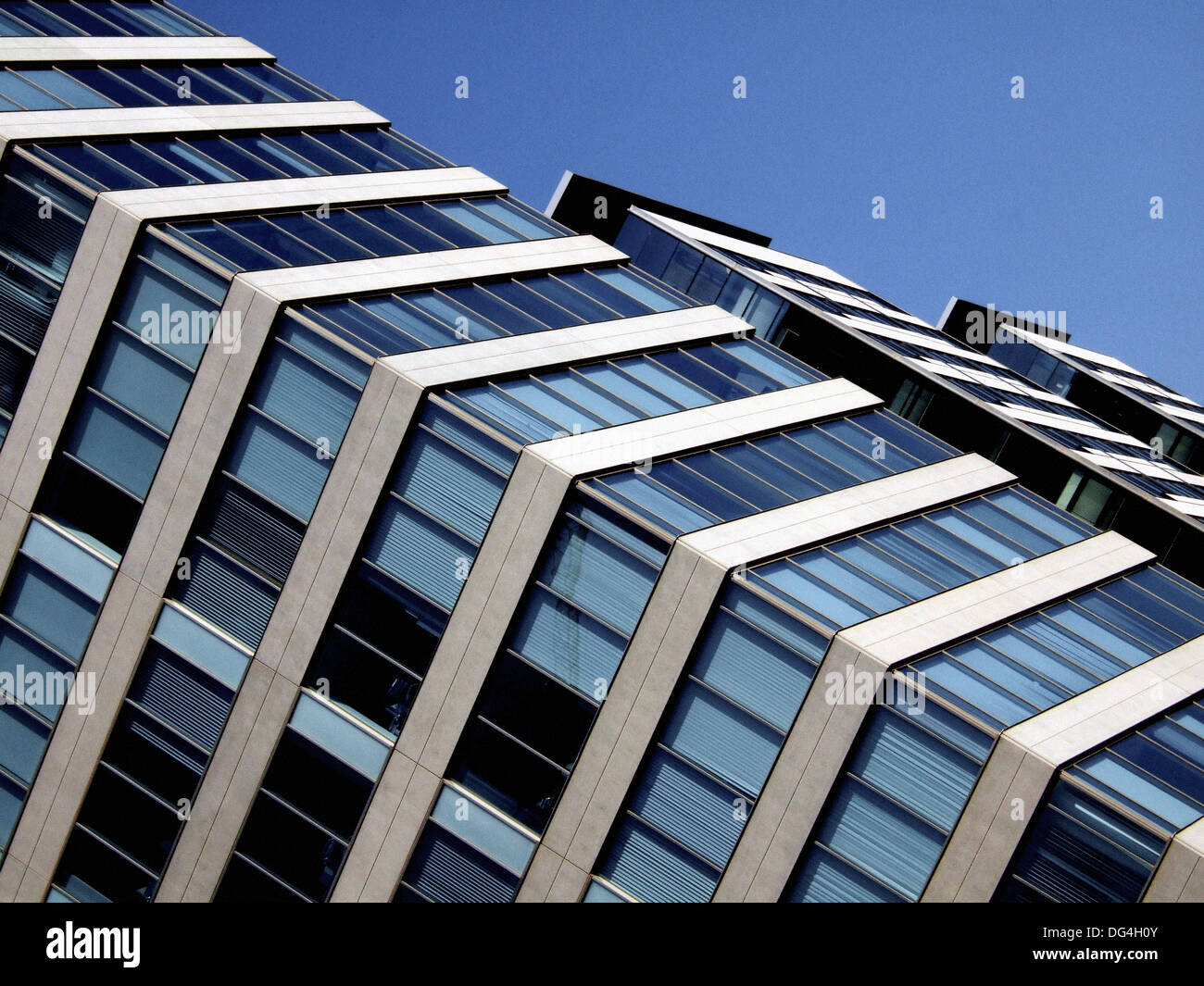 modern architectur - Stock Image