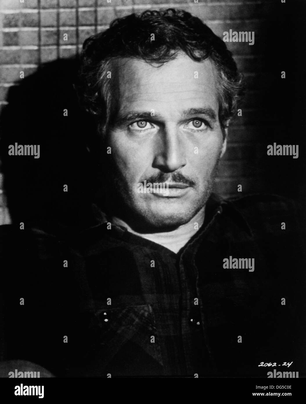 Paul Newman, On-Set of the Film, 'The Sting', Universal Pictures, 1973 - Stock Image