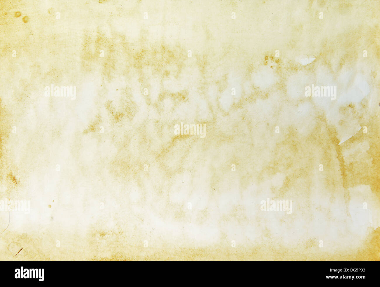 Decorative old paper pattern background - Stock Image