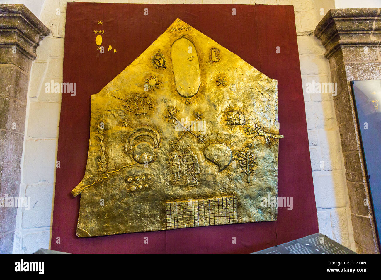 Church of Santo Domingo Coricancha Cusco Peru South America. Build ...