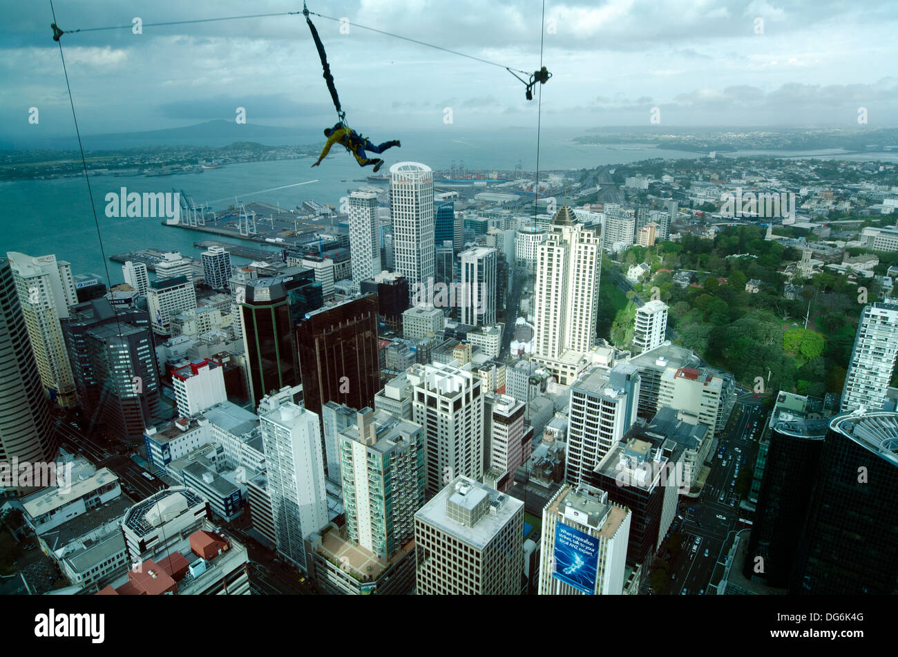 Auckland Tourist Attractions Stock Photos Auckland Tourist