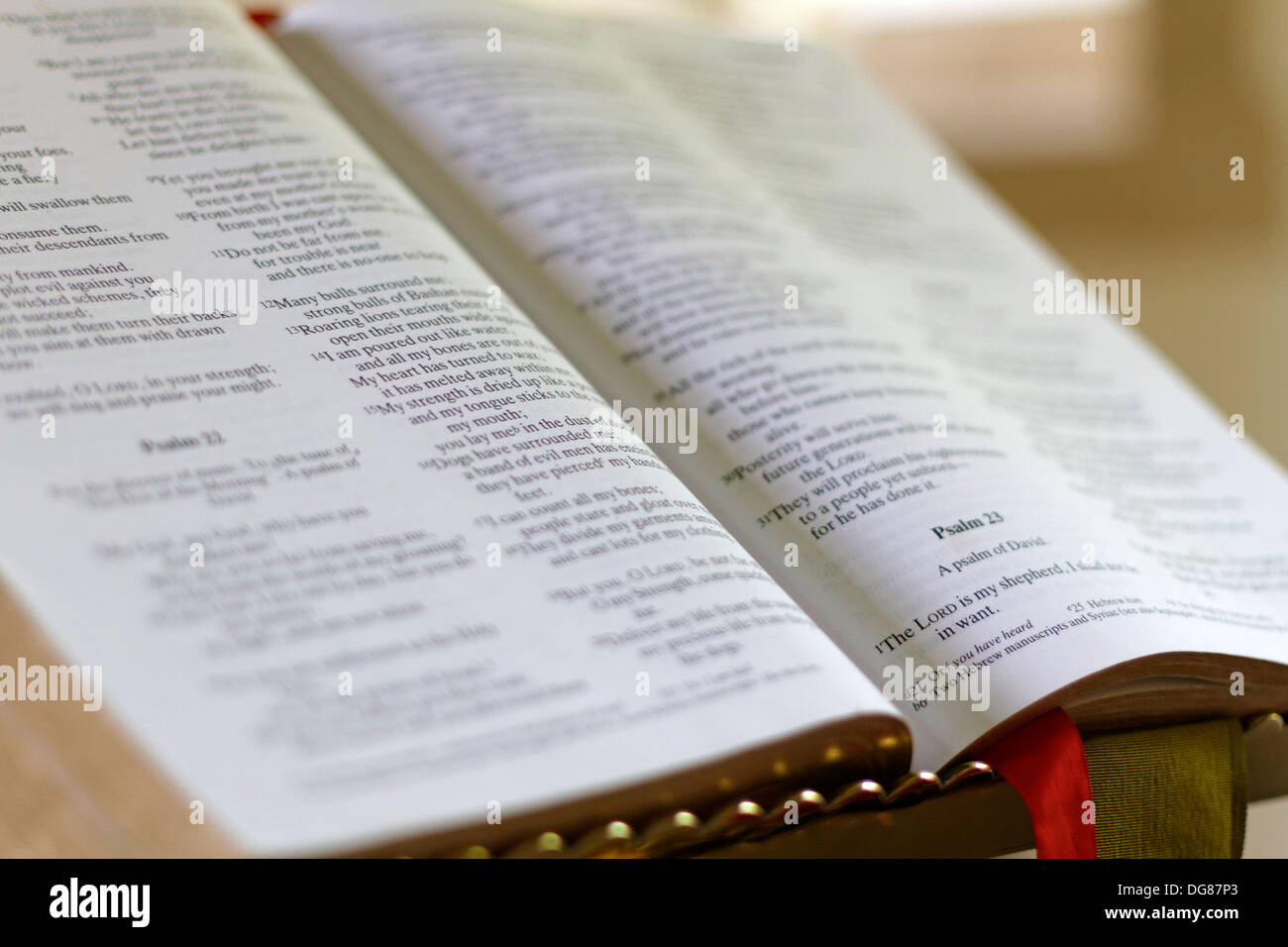 Psalm 23 Stock Photos & Psalm 23 Stock Images - Alamy