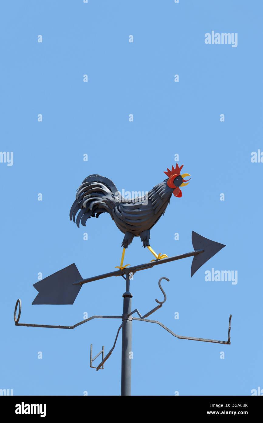 Weathercock, Weather Vane Stock Photo: 61685223 - Alamy