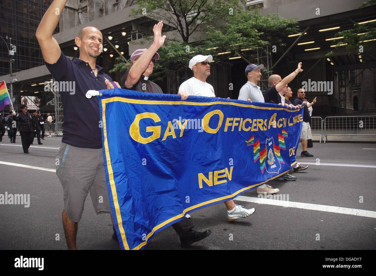 from Dangelo new york city gay police