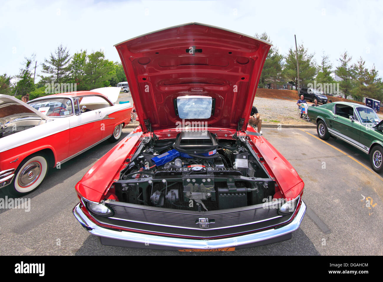 Long Island Car Shows >> Classic Ford Car Show Long Island New York Stock Photo 61698804 Alamy