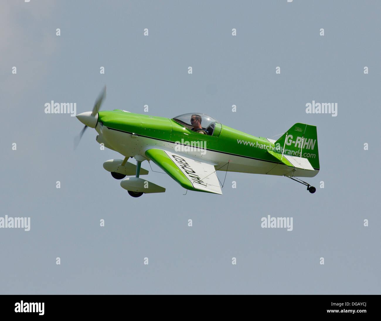 Aerobatic Aircraft Dan Rihn DR. 107 One Design - Stock Image