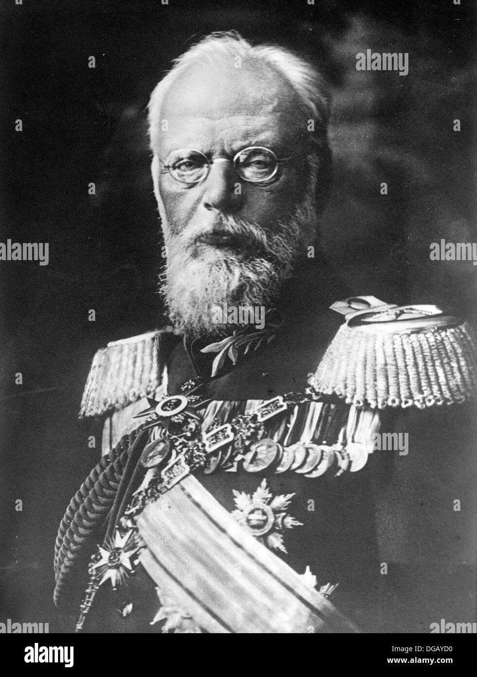 King Ludwig III of Bavaria - Stock Image
