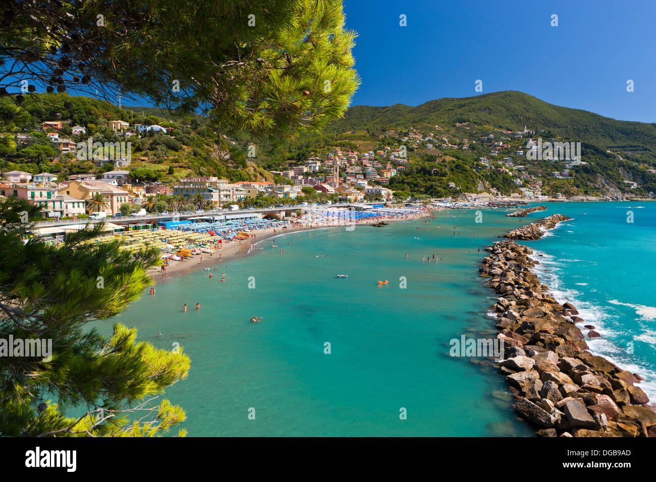 Genoa Italy Swimming
