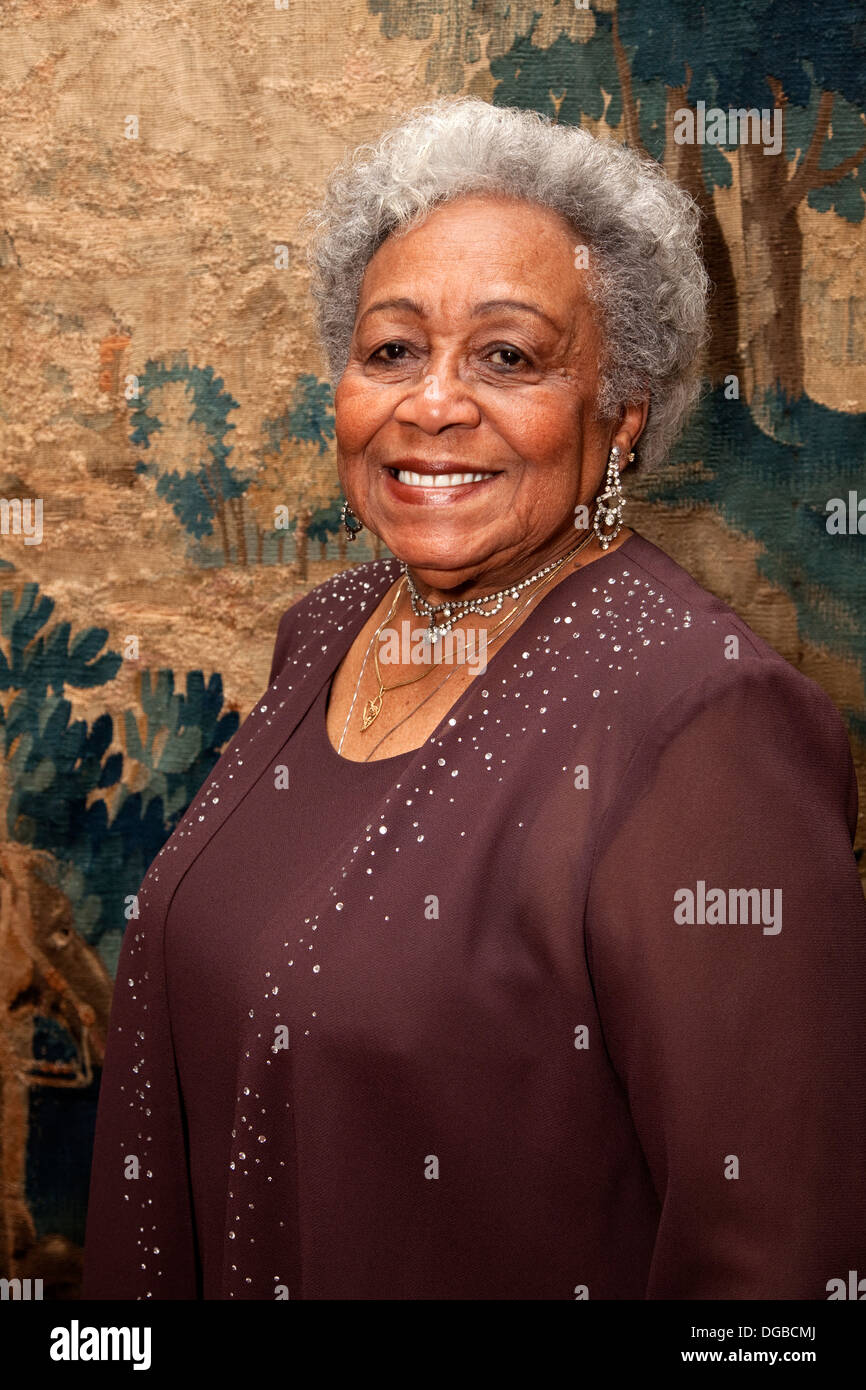 gorgeous happy black mature senior woman. st paul minnesota mn usa