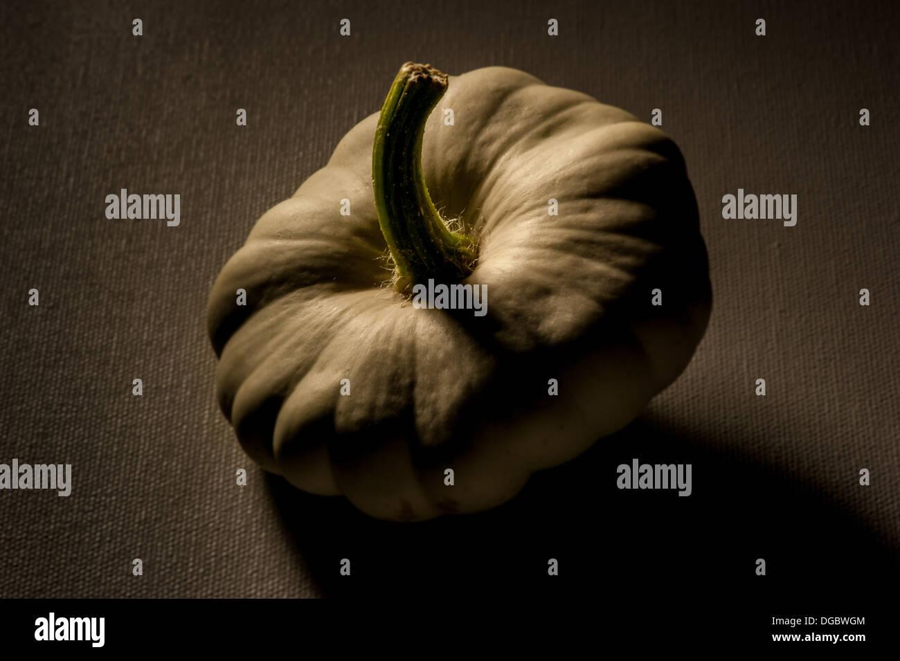 Pattypan squash - Stock Image