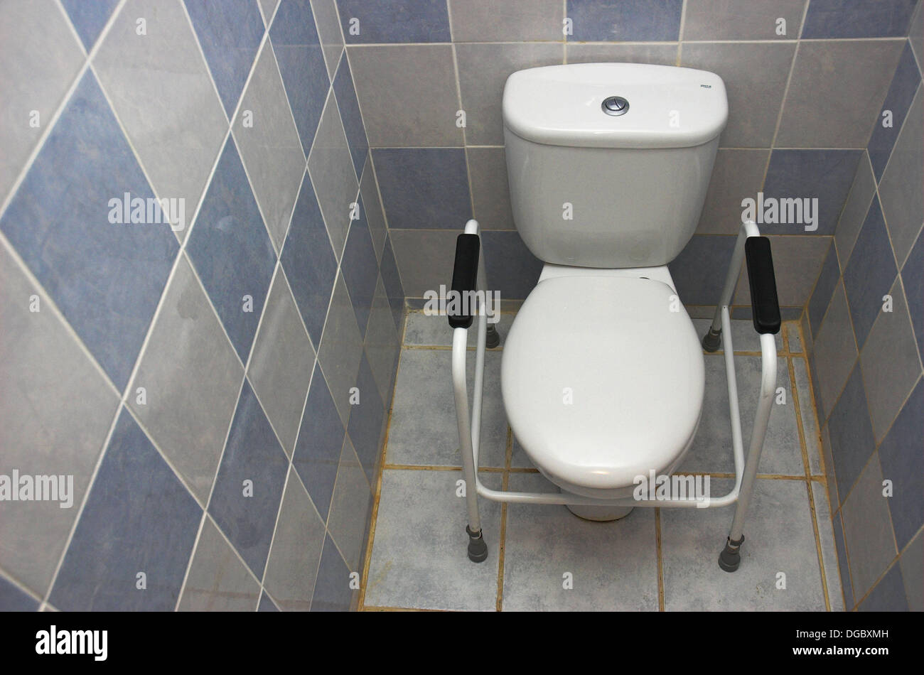 Disability Aid Wc Toilet Stock Photos & Disability Aid Wc Toilet ...