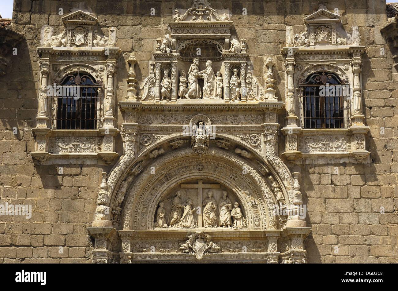 Museo De Santa Cruz.Museo De Santa Cruz Founded By Cardinal Pedro Gonzalez De Mendoza